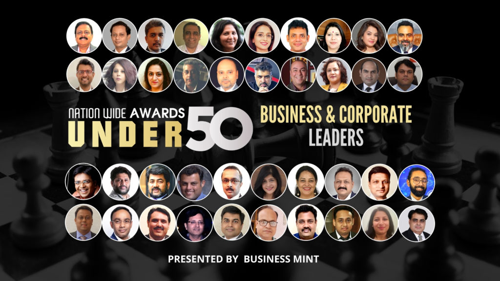 The Nationwide Awards Under 50 Business & Corporate Leaders – 2021