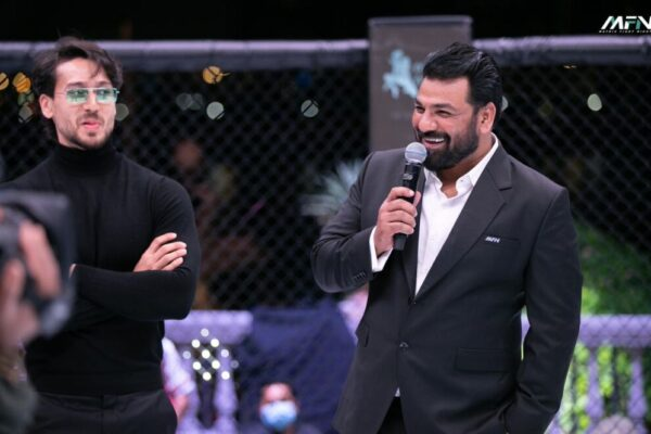 Motivation, commitment, and grit- This is how India's First MMA Fighter Alan Fenandes is supporting Indian fighters