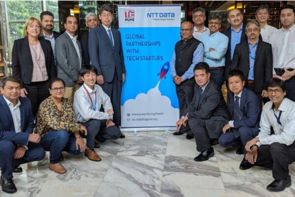 TiE Pune to help local start-ups go global – Ties up with NTT DATA to select start-ups with potential