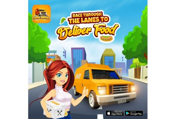 Play Your Favorite Game of Food Delivery on Mobile to defeat hunger in the Real World