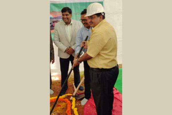 Confidence lays foundation stone for 20 CNG stations in Bengaluru